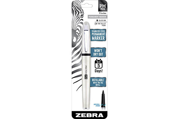 Free STEEL PM-701 Permanent Markers