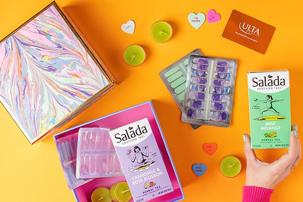 Free Salada's Self Care Kit