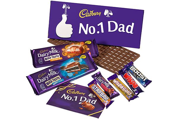 Free Cadbury Chocolate Set