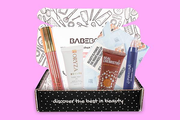 Free Babe Beauty Box