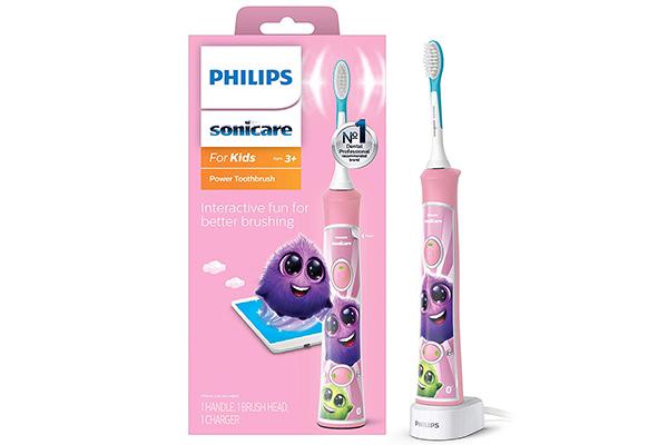 Free Philips Toothbrush