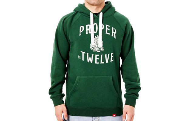 Free Proper No. Twelve Hoodie