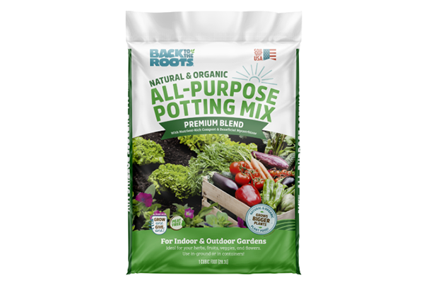 Free Back to the Roots Potting Mix