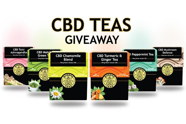 Free Budda CBD Tea