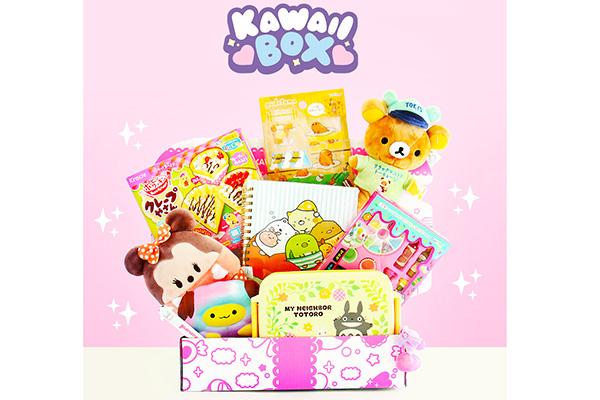 Free Kawaii Box