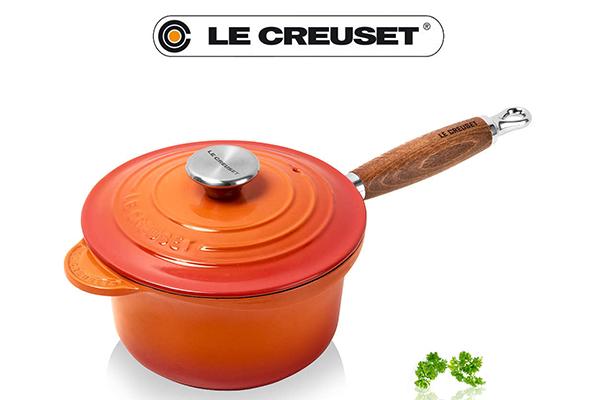 Free Le Creuset Saucepan