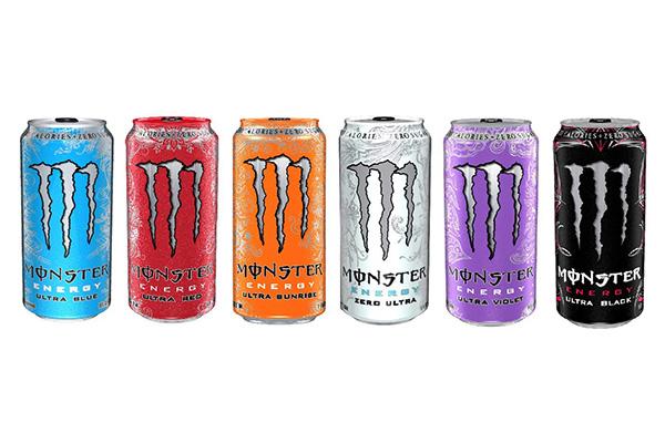 Free Monster Energy Drink