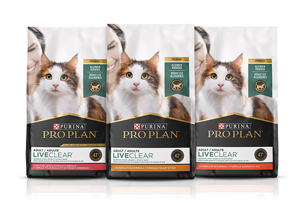 Free Purina Pro Plan LIVECLEAR™