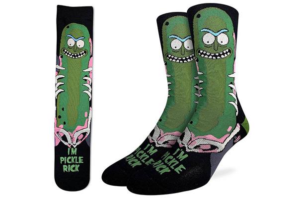 Free Rick & Morty Socks