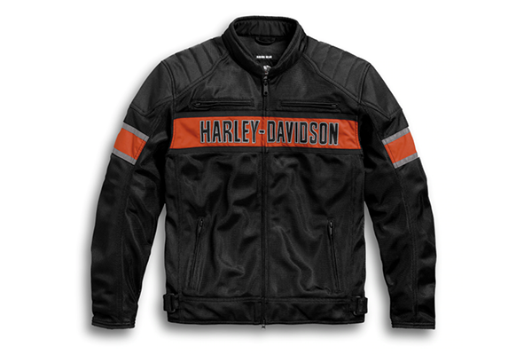 Free Harley-Davidson Riding Jacket