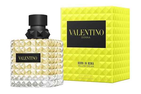 Free Valentino Yellow Dream Perfume