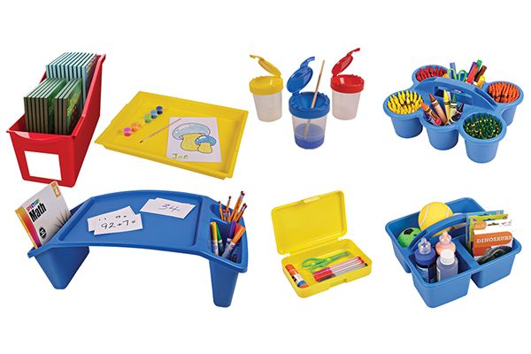 Free Antimicrobial Kids Pencil Box