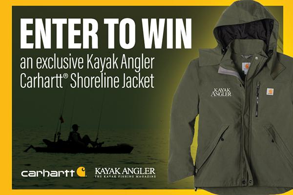 Free Carhartt Shoreline Jacket
