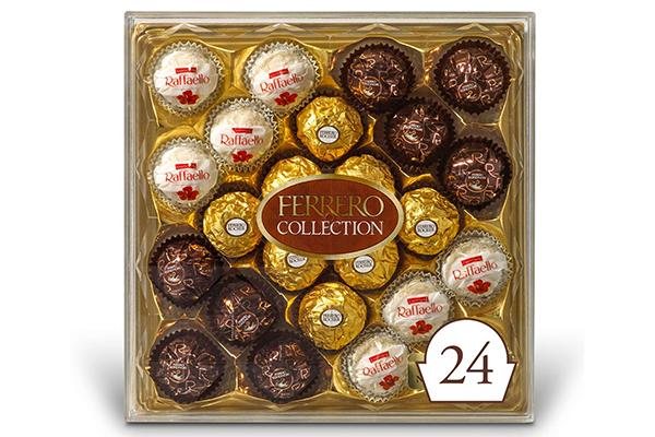 Free Ferrero Rocher Box