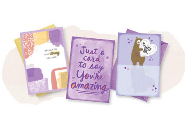 Free Hallmark Card Pack