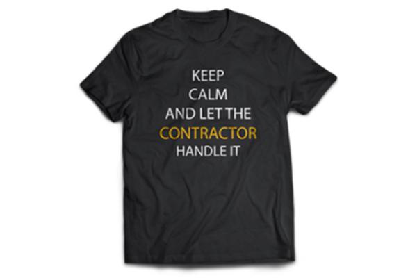 Free Keep Calm T-Shirt