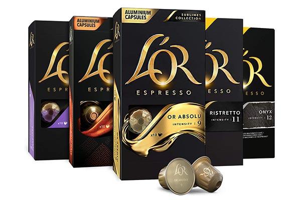 Free L'Or Espresso Pods