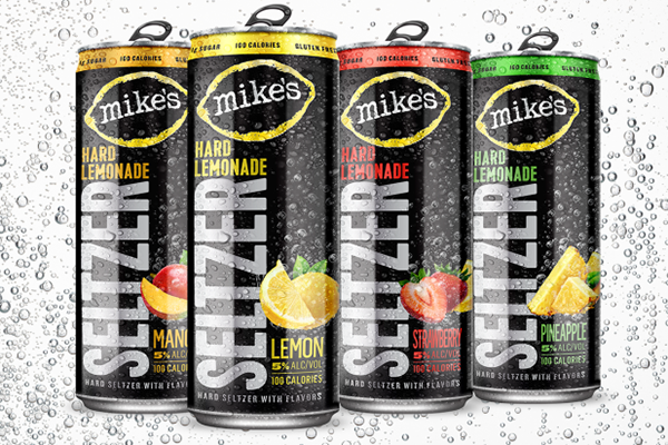 Free Mike's® Hard Lemonade Seltzer