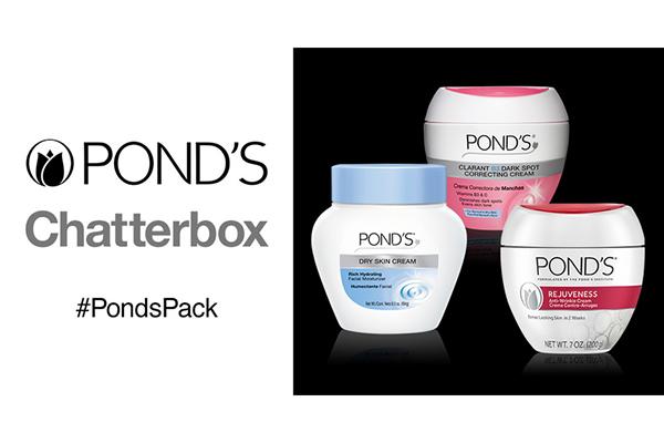 Free POND'S® Skin Care Set