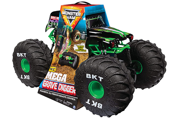 Free Remote Control Monster Truck