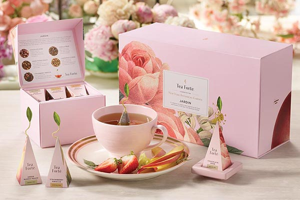 Free Tea Forté Gift Set