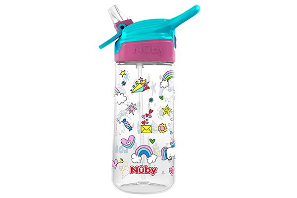 Free Unicorn Water Bottle