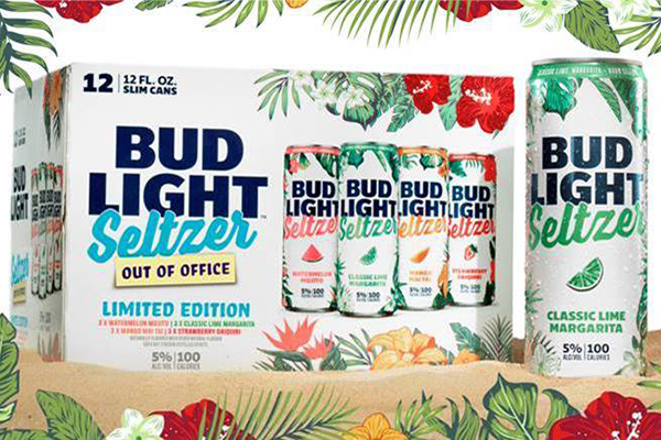 Free Bud Light Seltzer