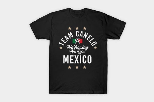 Free Canelo T-Shirt