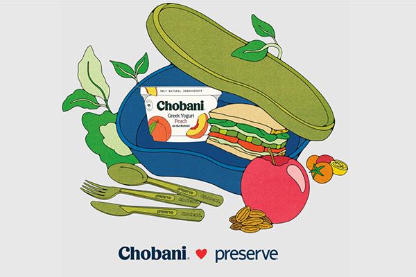 Free Chobani® Lunch Kit