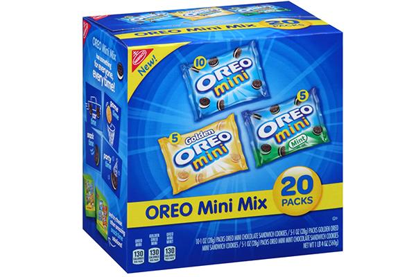 Free Oreo Snack Pack