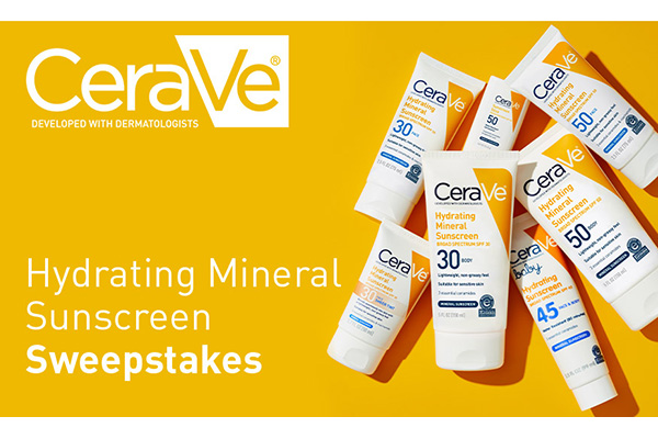 Free CeraVe Sunscreen Bundle