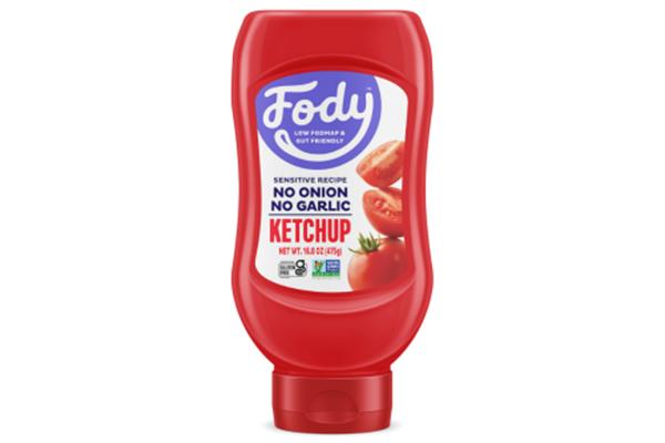 Free Fody Foods Ketchup