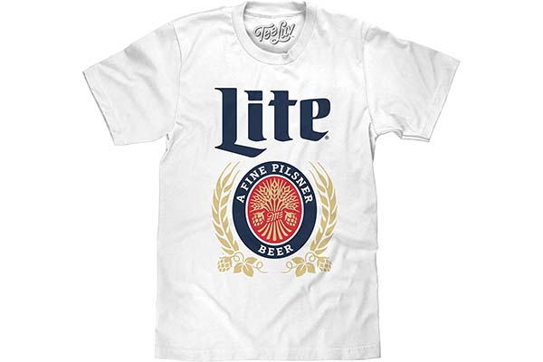 Free Miller Lite T-Shirt
