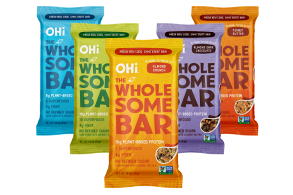 Free OHi Superfood Bars