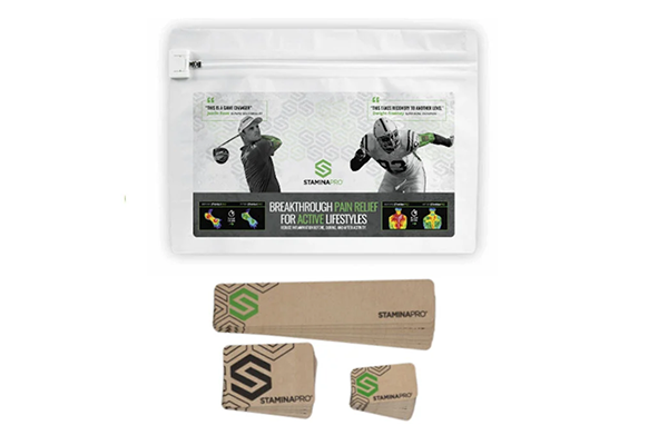 Free STAMINAPRO Active Recovery Patches