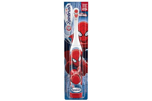 Free Spinbrush™ Electric Toothbrush