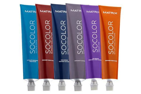Free Matrix SoColor Hair Dye