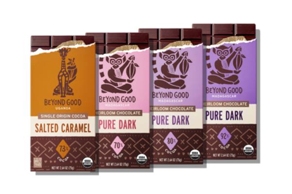 Free Beyond Good Chocolate Bars