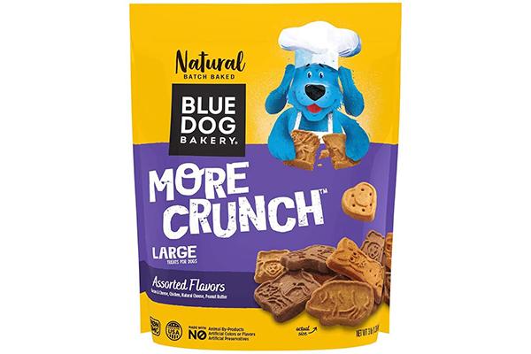 Free Blue Dog Bakery Treats