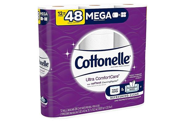 Free Cottonelle® Toilet Paper