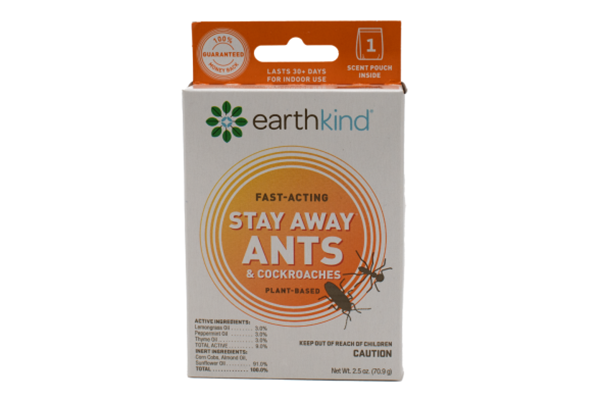 Free EarthKind Ant & Cockroach Deterrent