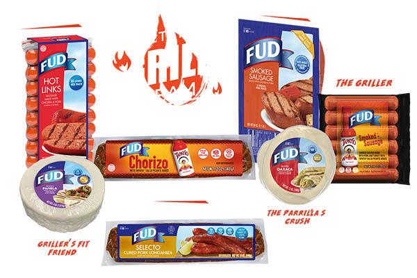 Free FUD Grill Kit