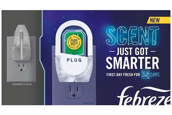 Free Febreze Plug-in