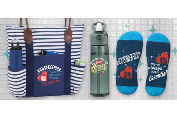 Free Housekeeping Kit