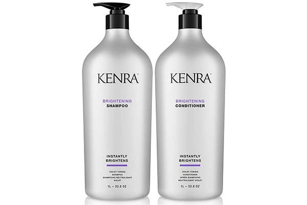 Free Kenra Shampoo Set