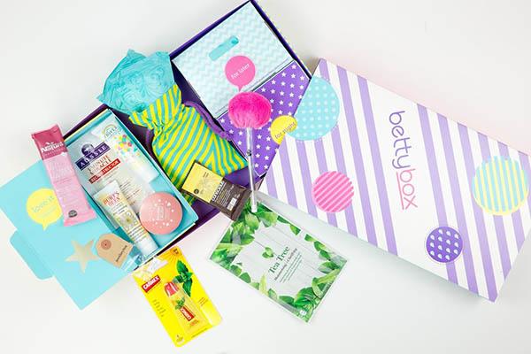 Free Organic Period Box