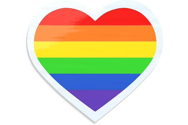 Free Pride Stickers