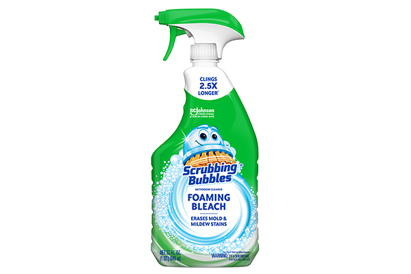 Free Scrubbing Bubbles Bleach