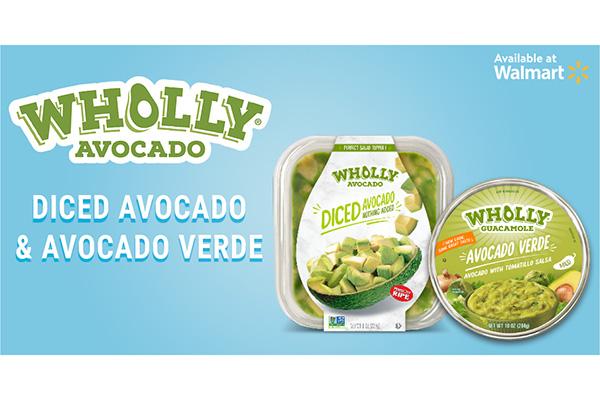 Free WHOLLY® Diced Avocado