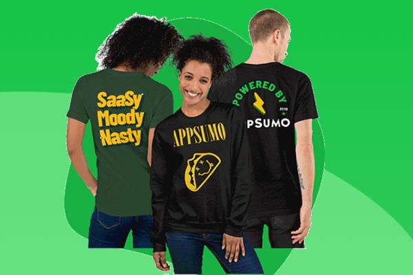 Free AppSumo T-Shirt